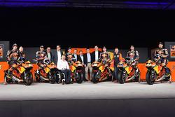 Red Bull KTM Factory Racing riders