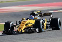 Съемочный день Renault Sport F1