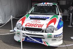 1999 Toyota Corolla WRC, Didier Auriol