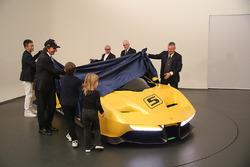 Fittipaldi EF7 Vision GT onthulling