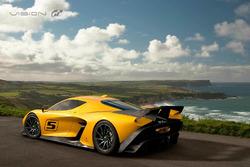 Fittipaldi EF7 Vision GT