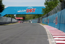 Tour del circuito Gilles-Villeneuve