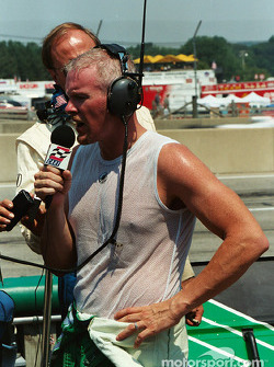 Paul Tracy exit interview