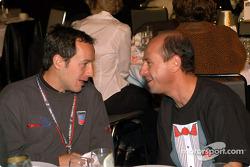 Cristiano da Matta and Roberto Moreno
