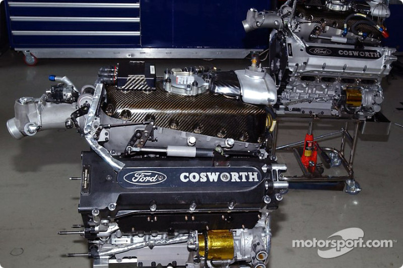 Motor Ford Cosworth