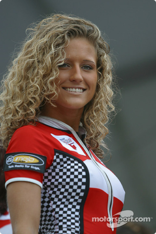 Miss Molson Indy 2003: la grande finale