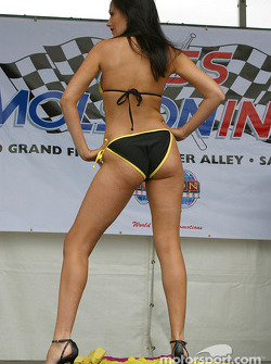 The swimsuit competition