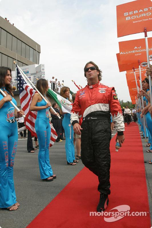 Présentation des pilotes : Jimmy Vasser