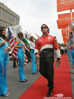 Drivers presentation: Jimmy Vasser