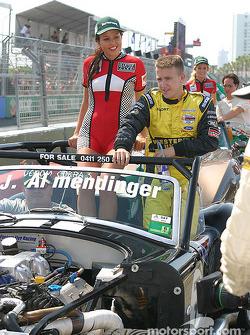 Drivers presentation: A.J. Allmendinger