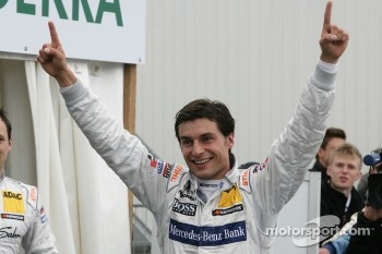 Bruno Spengler on pole again