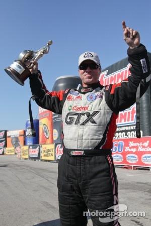 Mike Neff, Winner at Norwalk
