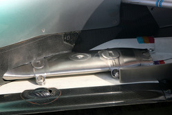 Mercedes GP, Technical detail, exhaust