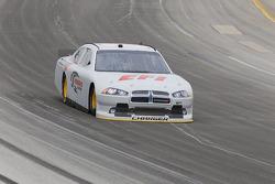 The Penske test car