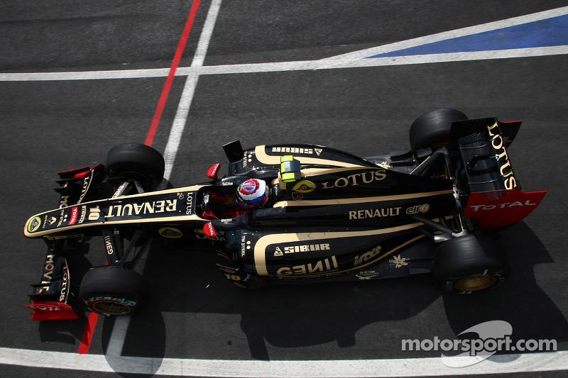 2011: Lotus Renault GP R31