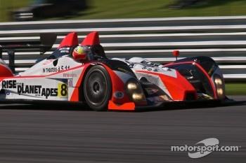 #89 Intersport Racing Oreca FLM09: Kyle Marcelli, Tomt Drissi