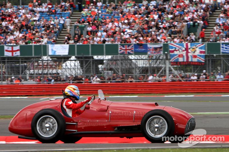 2011. Переможець: Фернандо Алонсо, Ferrari