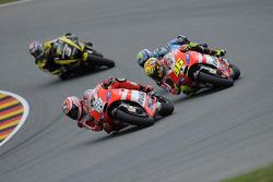 Nicky Hayden, Ducati Team, Valentino Rossi, Ducati Team