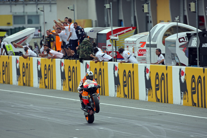 2011 Dani Pedrosa, Honda