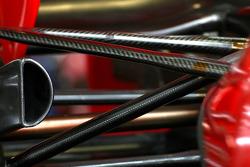 Scuderia Ferrari, Technical detail, rear suspension