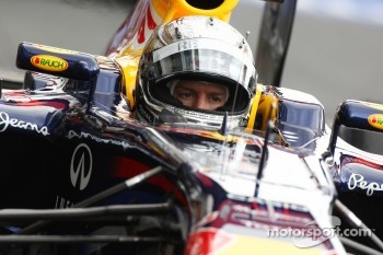 No pole position for Vettel at his home Grand Prix