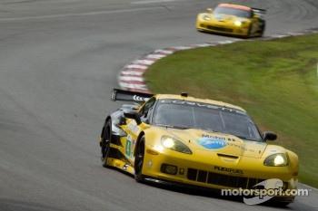 Oliver Gavin and Jan Magnussen, Chevrolet Corvette C6 ZR1