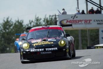 Bill Sweedler and Brian Wong, Porsche 911 GT3 Cup