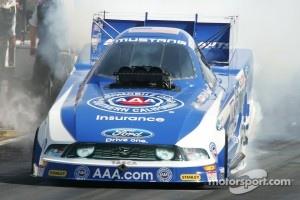 Robert Hight, Auto Club Ford Mustang