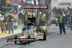 Terry McMillen, Amalie Oil/Wolverine Dragster