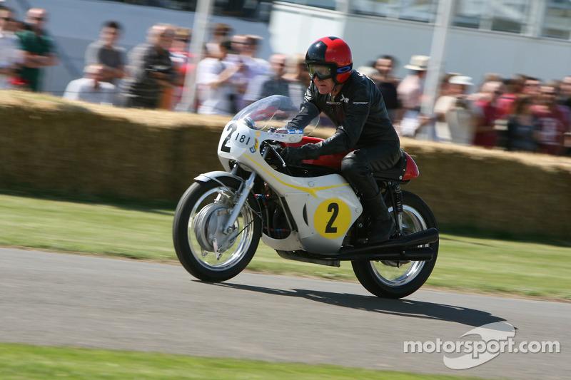 Sammy Miller, 1966 Honda RC181