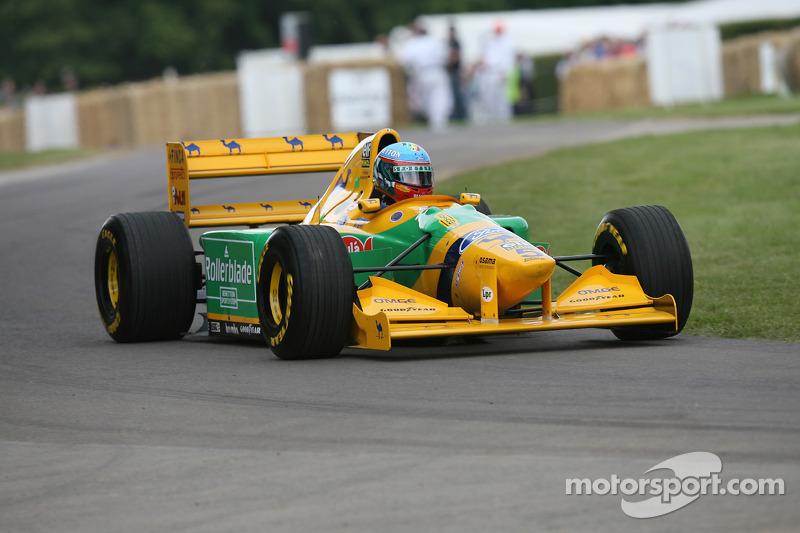 Benetton B193B
