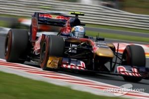 New sponsors for Toro Rosso