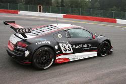 #33 Audi Sport Team WRT Audi R8 LMS: Mattias Ekström, Gregory Franchi, Timo Scheider