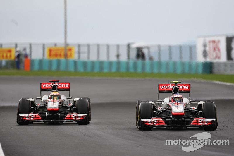 2011: McLaren MP4-26