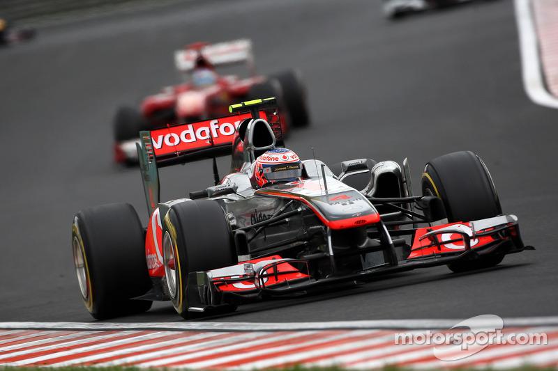 Jenson Button - 306 Grands Prix