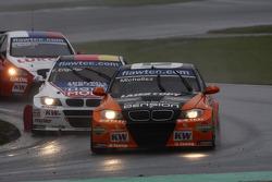 Norbert Michelisz BMW 320 TC, Zengo-Dension Team y Franz Engstler, BMW 320 TC, Liqui Moly Team Engstler
