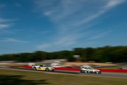 #04 Robertson Racing Doran Ford GT: David Murry, Anthony Lazzaro, #77 Magnus Racing Porsche 911 GT3 Cup: John Potter, Craig Stanton