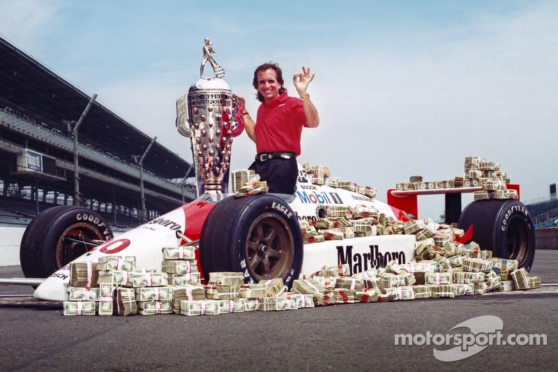 1989 - Emerson Fittipaldi