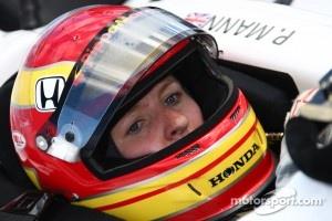 Pippa Mann, Rahal Letterman Lanigan Racing