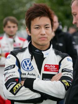 Kimiya Sato, Motopark Academy Dallara F308 Volkswagen