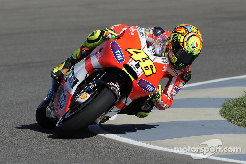 Ducati Desmosedici 2011 - Nicky Hayden
