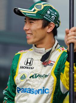 Takuma Sato
