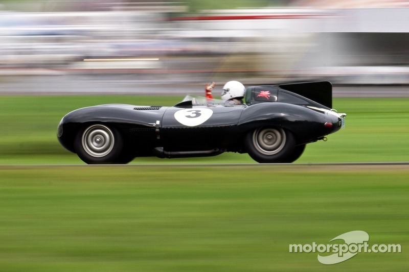 Даніель Гош, 1955 jaguar D-Type