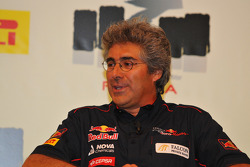 FOTA Fans Forum 2011, Milano: Nicolo Petrucci, Head of Aerodynamics, Scuderia Toro Rosso