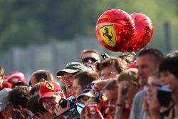 Ferrari Ballons