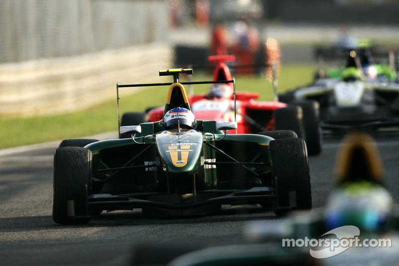 2011: переход в GP3