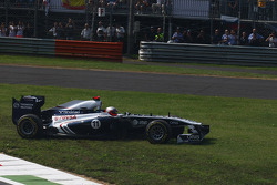 Rubens Barrichello, AT&T Williams