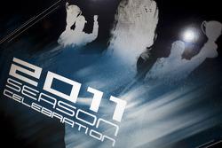 2011 season celebration