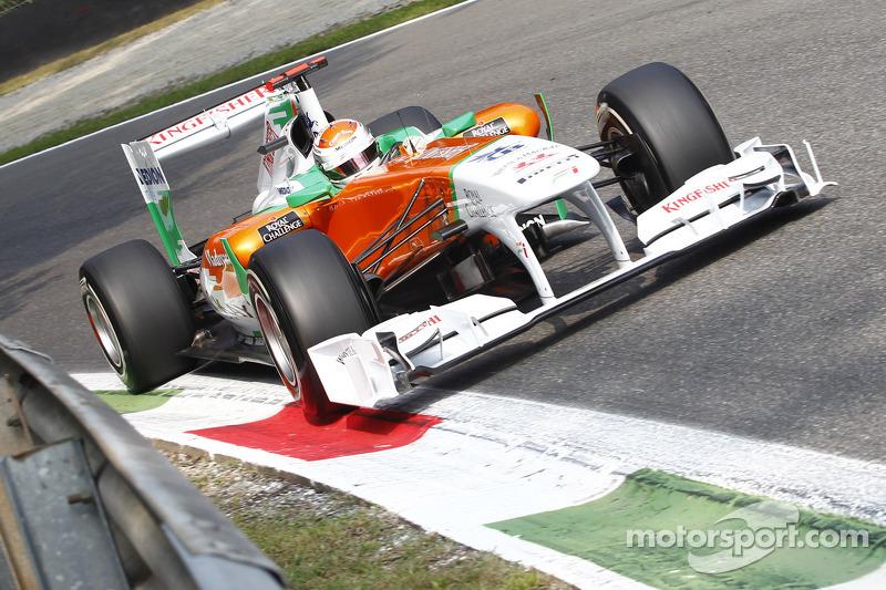 Force India VJM04 2011 року
