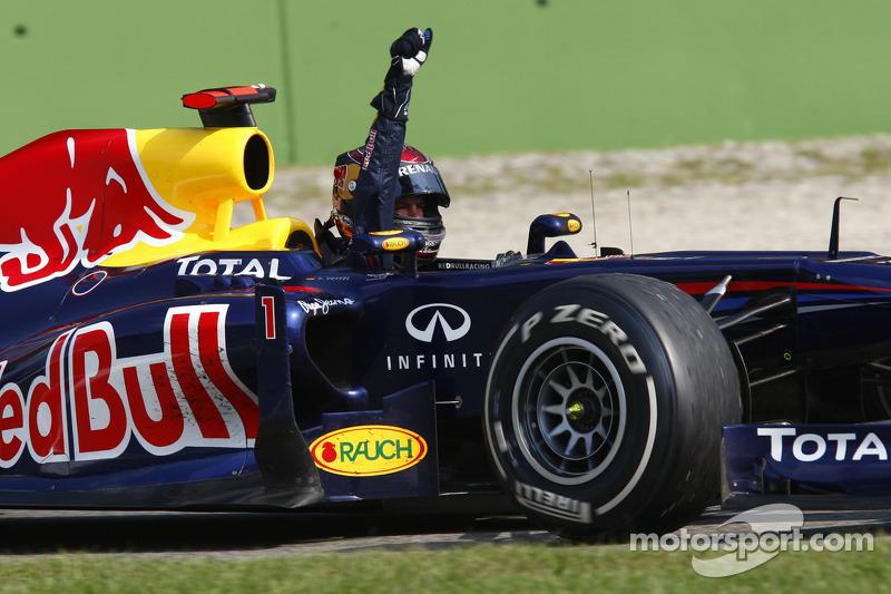 2011. Переможець: Себастьян Феттель, Red Bull - Renault